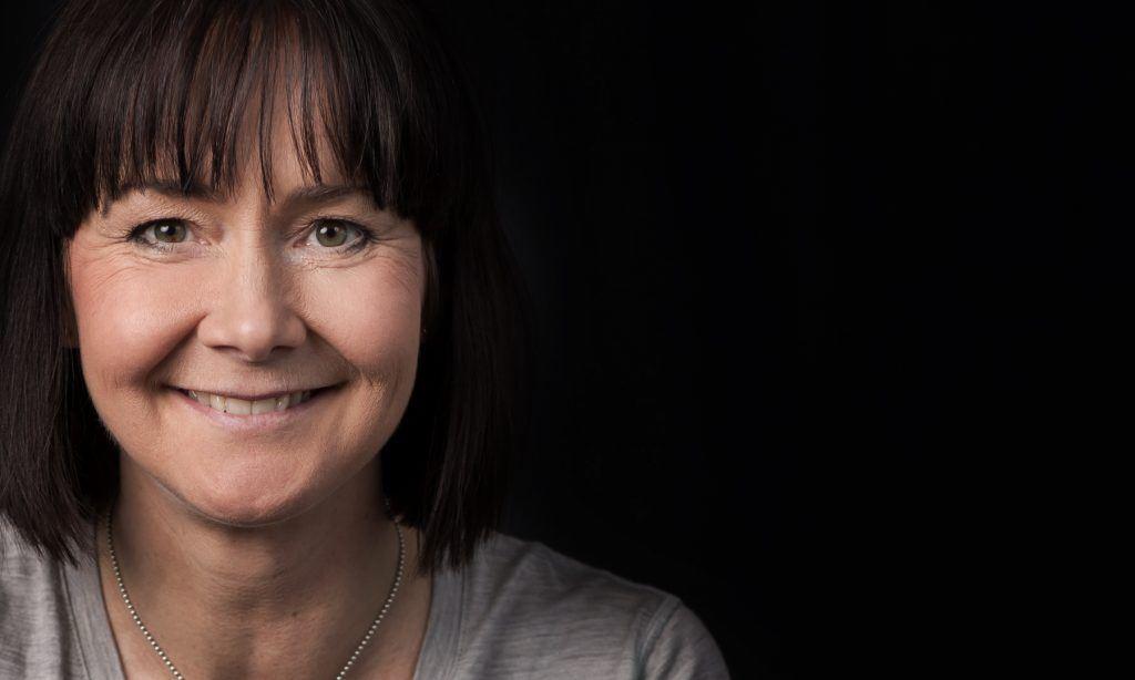 Författaren och äventyraren Kristina Paltén, Ensam genom Iran-184 mil av tillit