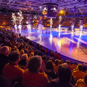 Ishockey: Växjö Lakers - HV71