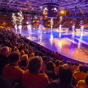 Ishockey: Växjö Lakers - Oskarshamn