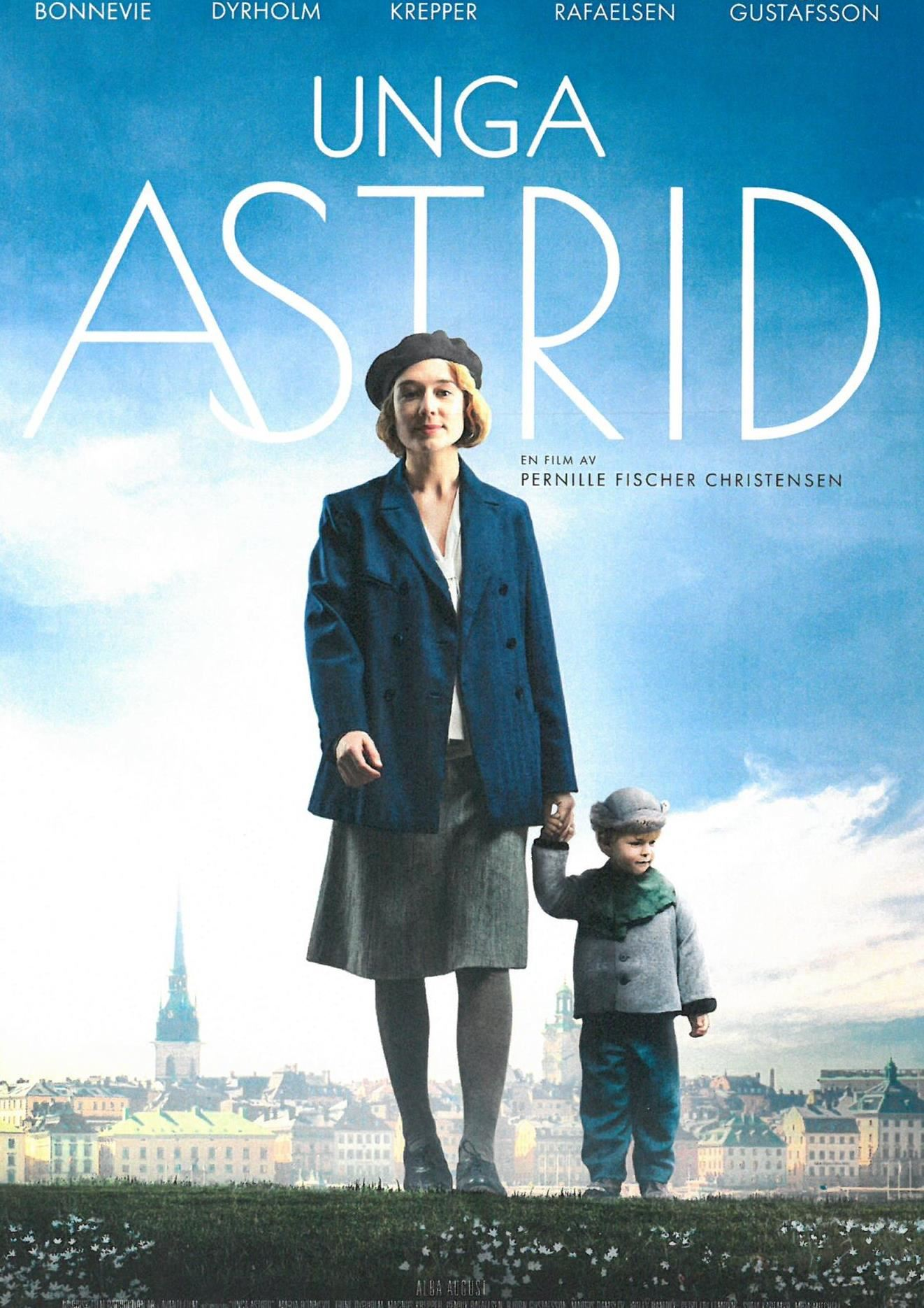 Bio - Unga Astrid
