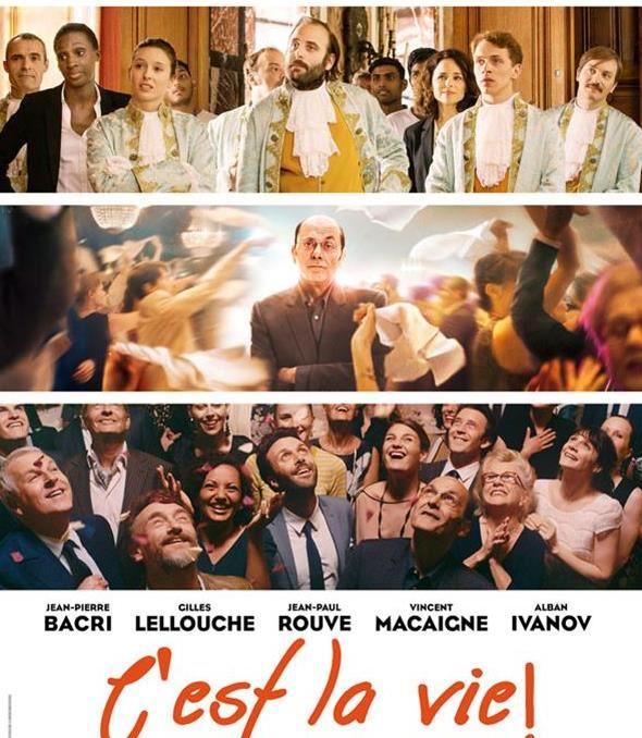 Film för daglediga - Cést la vie
