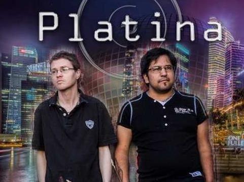 Nostalgi kväll med Platina