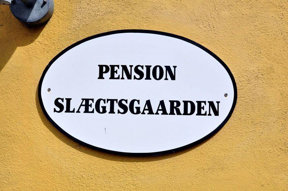 Pension Slaegtsgaarden