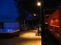 Sauna World | Lehmonkärki