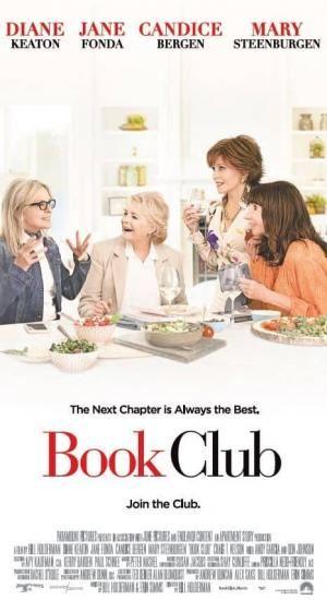 Bio: Book Club
