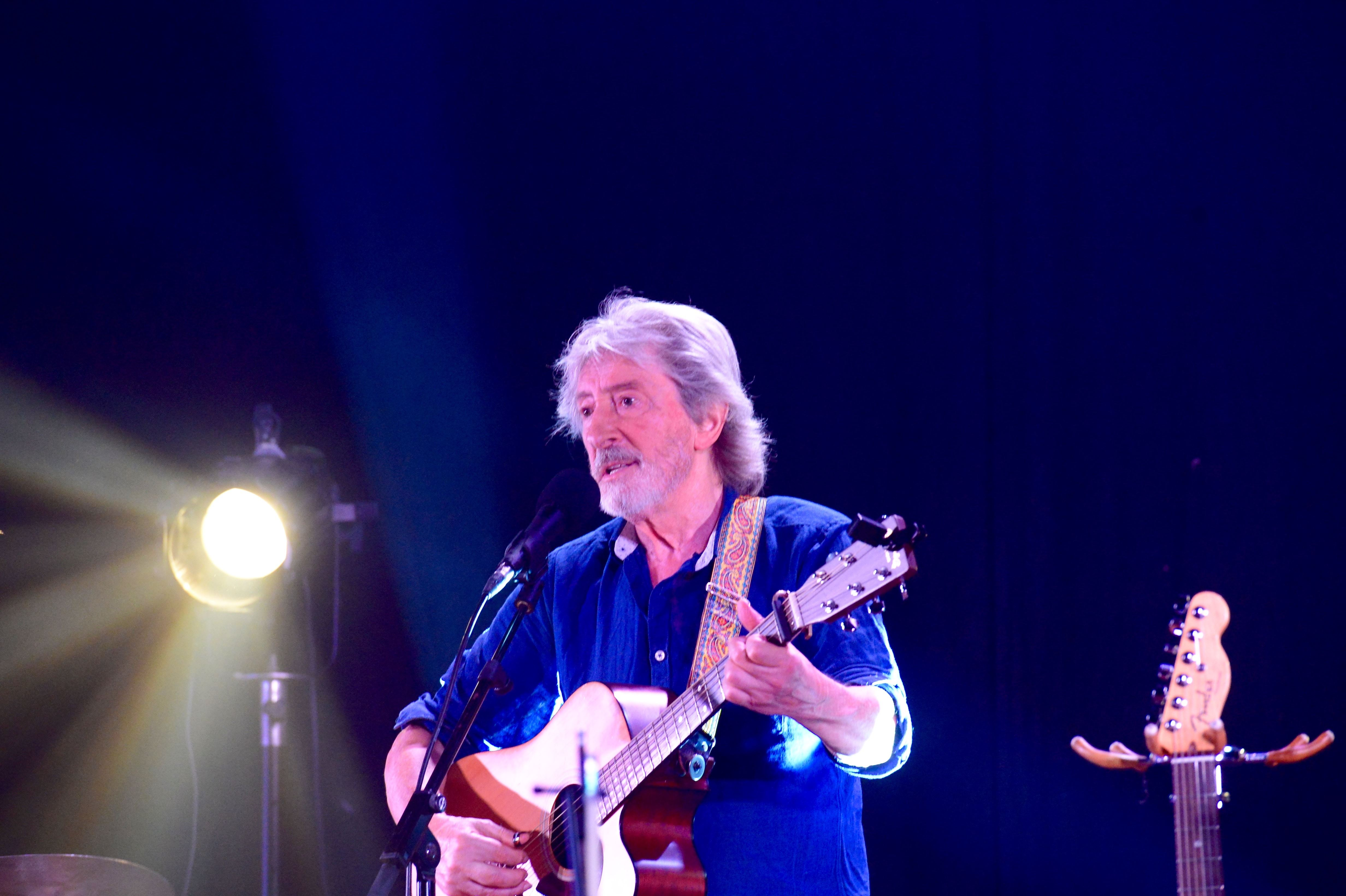 Activité Concert Benito Lertxundi