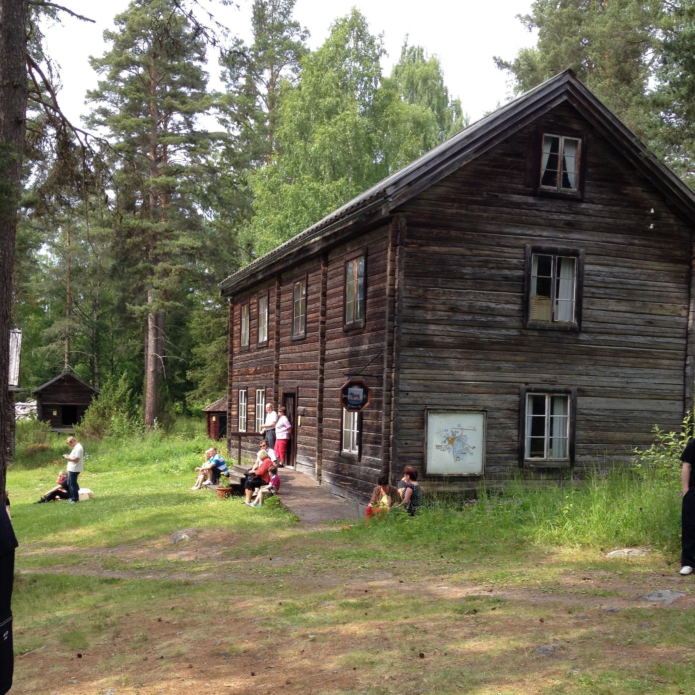 Borgsjö hembygdsgård