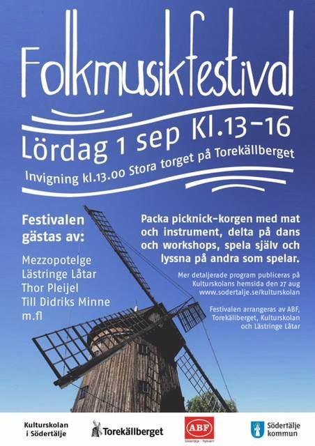 Folkmusikfestival