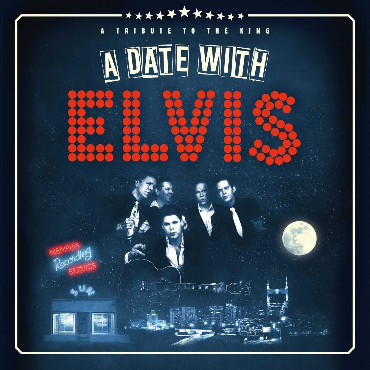 A DATE WITH ELVIS – Under The Blue Moon Tour