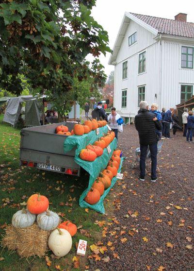 Skördefest och Jämjö Skjutsstation 150 år