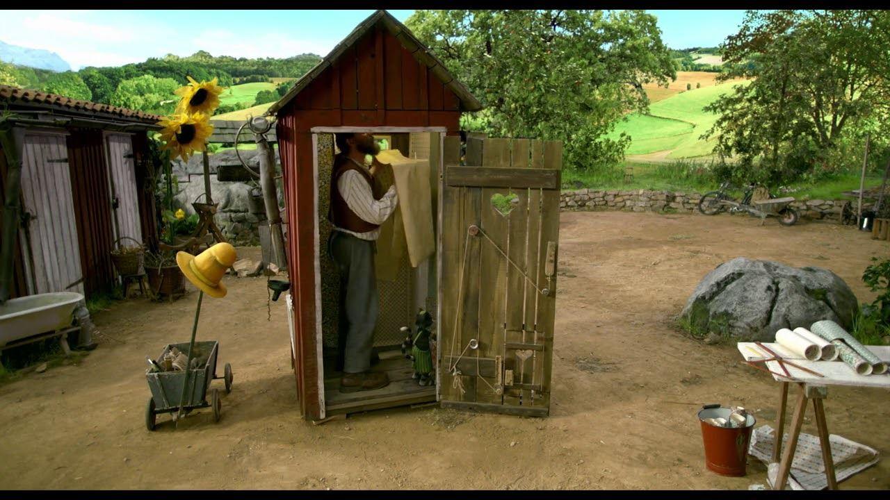 Mölnbo Bio: Pettson och Findus - Findus flyttar hemifrån