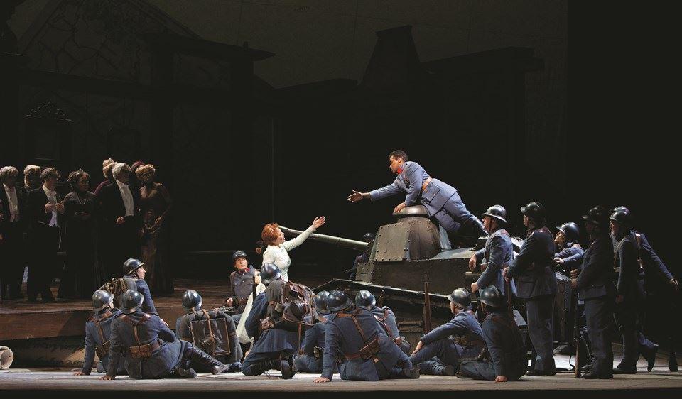 Opera - La fille du régiment