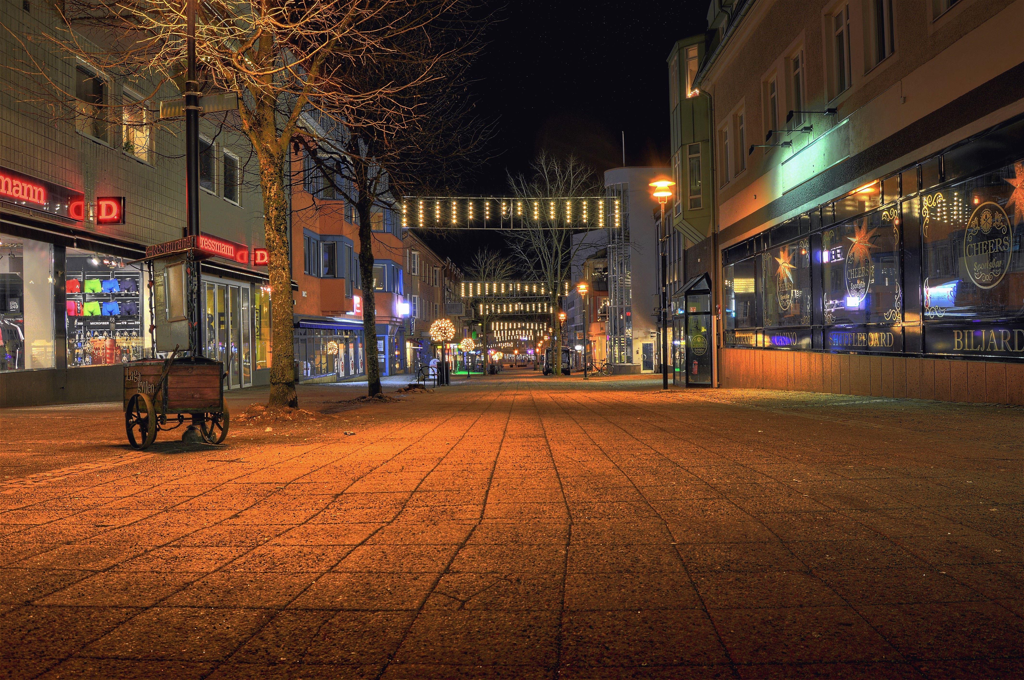 EXTRAÖPPET I VÄRNAMO CITY
