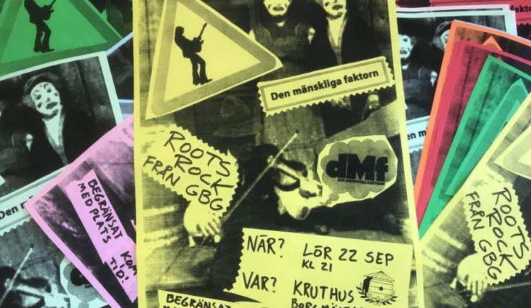 Livemusik på Kruthus - Den mänskliga faktorn