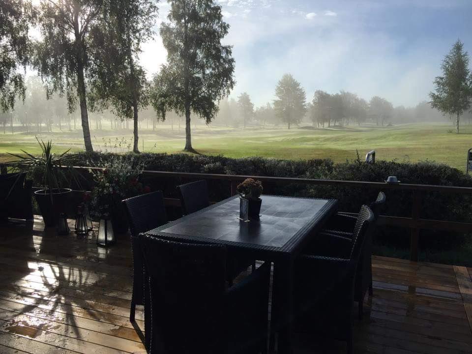 Ljusdals Golfresturang lunch