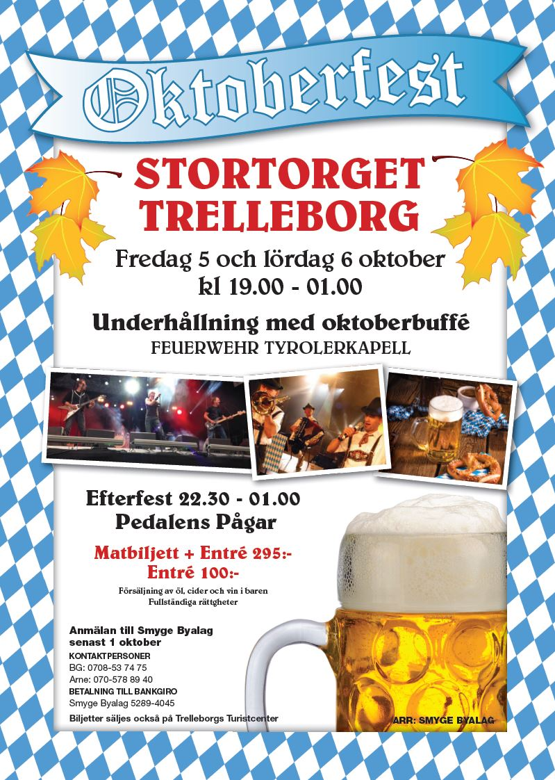 Traditional Oktoberfest ( Beer Party )