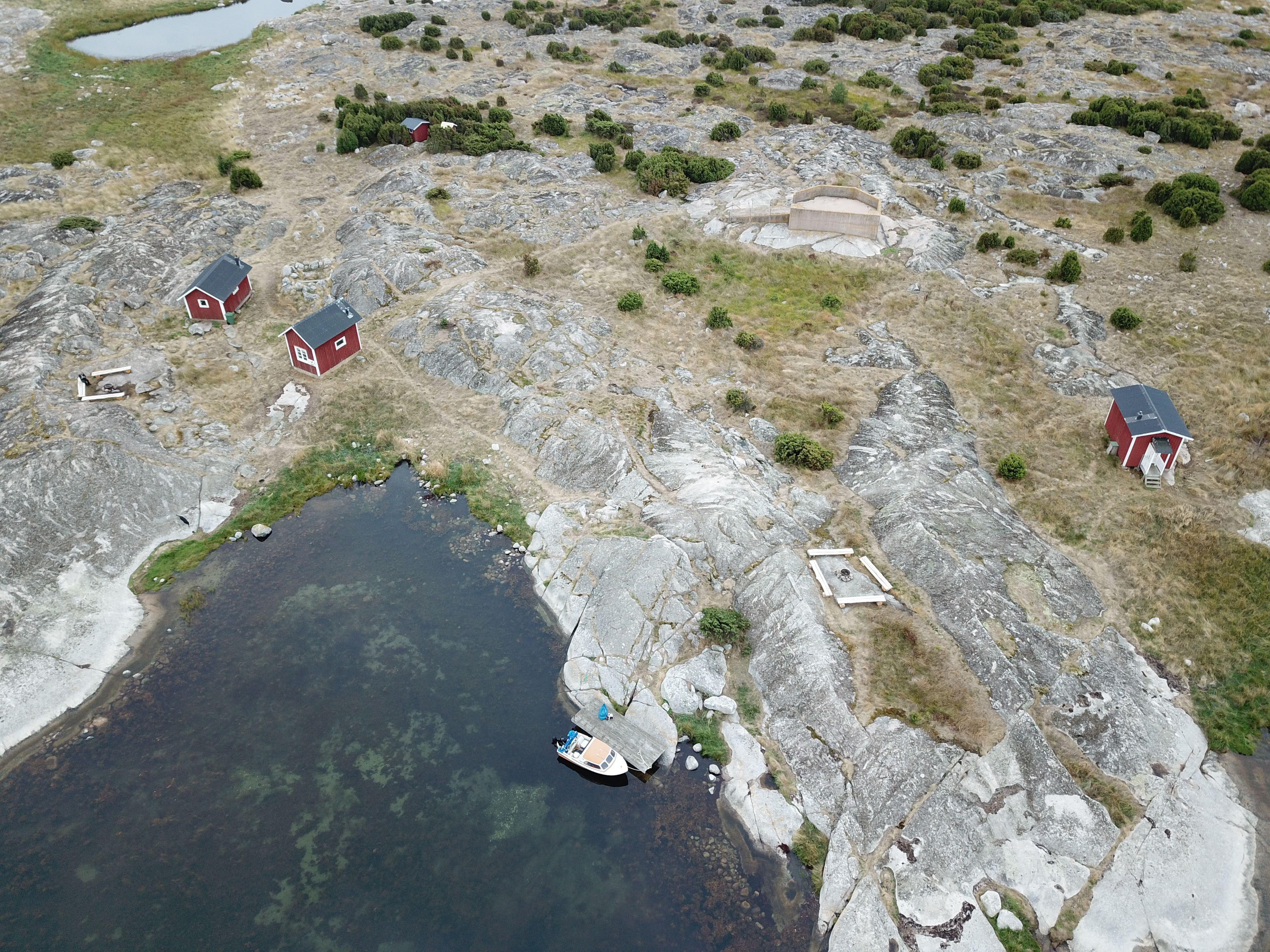 Flakskär cottages