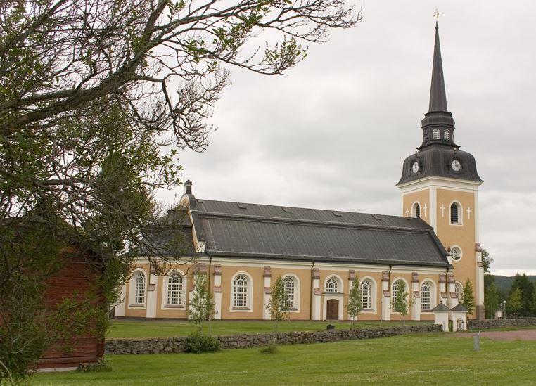 Ulf Jonsson,  © Ulf Jonsson, Älvdalens Kyrka - Lunchmusik för själen