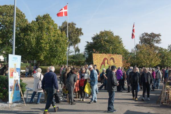 Æblets Dag på Fejø - lørdag 13. oktober 2018
