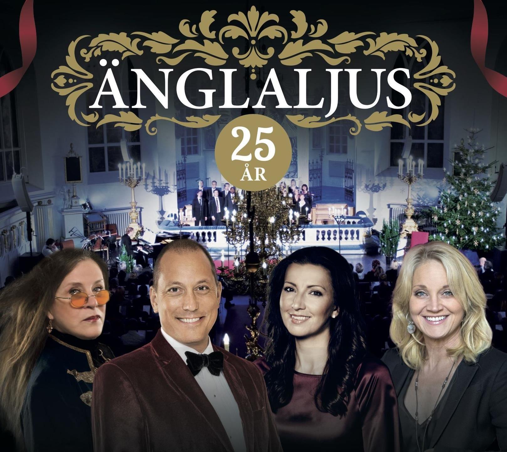 Musik: Julkonserten Änglaljus - 25 års jubileum