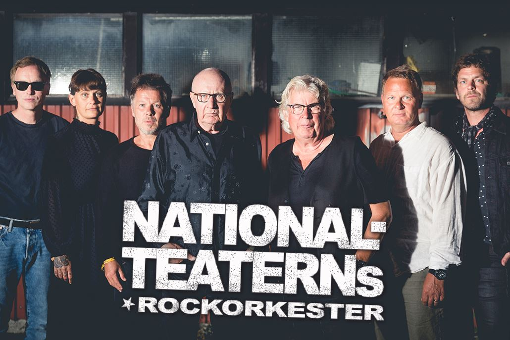 Musik: Nationalteaterns Rockorkester