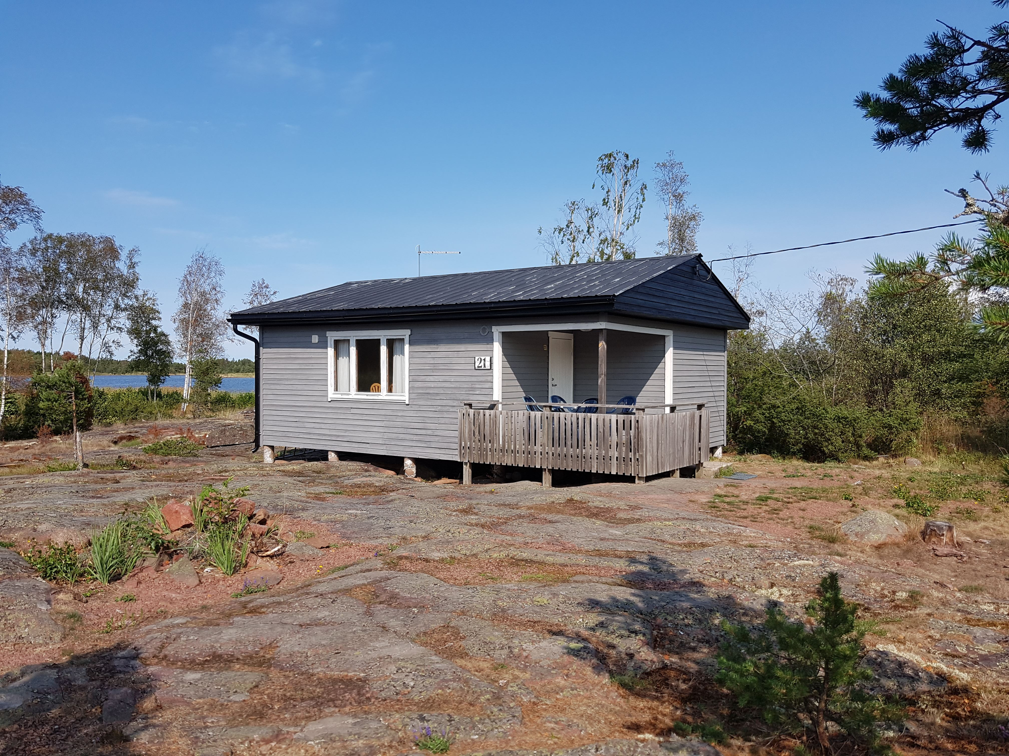 Cottage for 4-5 persons