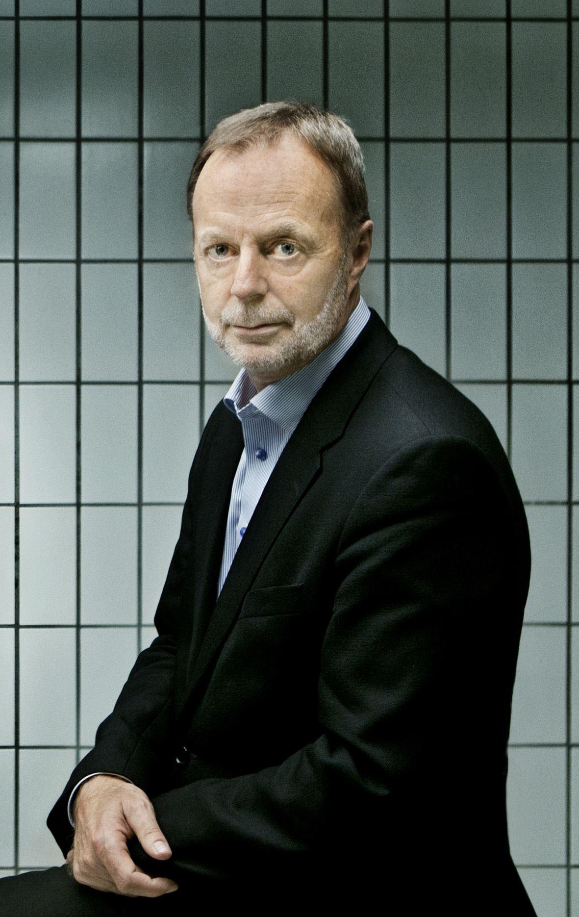Politiinspektør Bent Isager i Marielyst