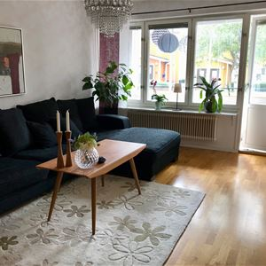 HL093 Lägenhet nära skidstadion