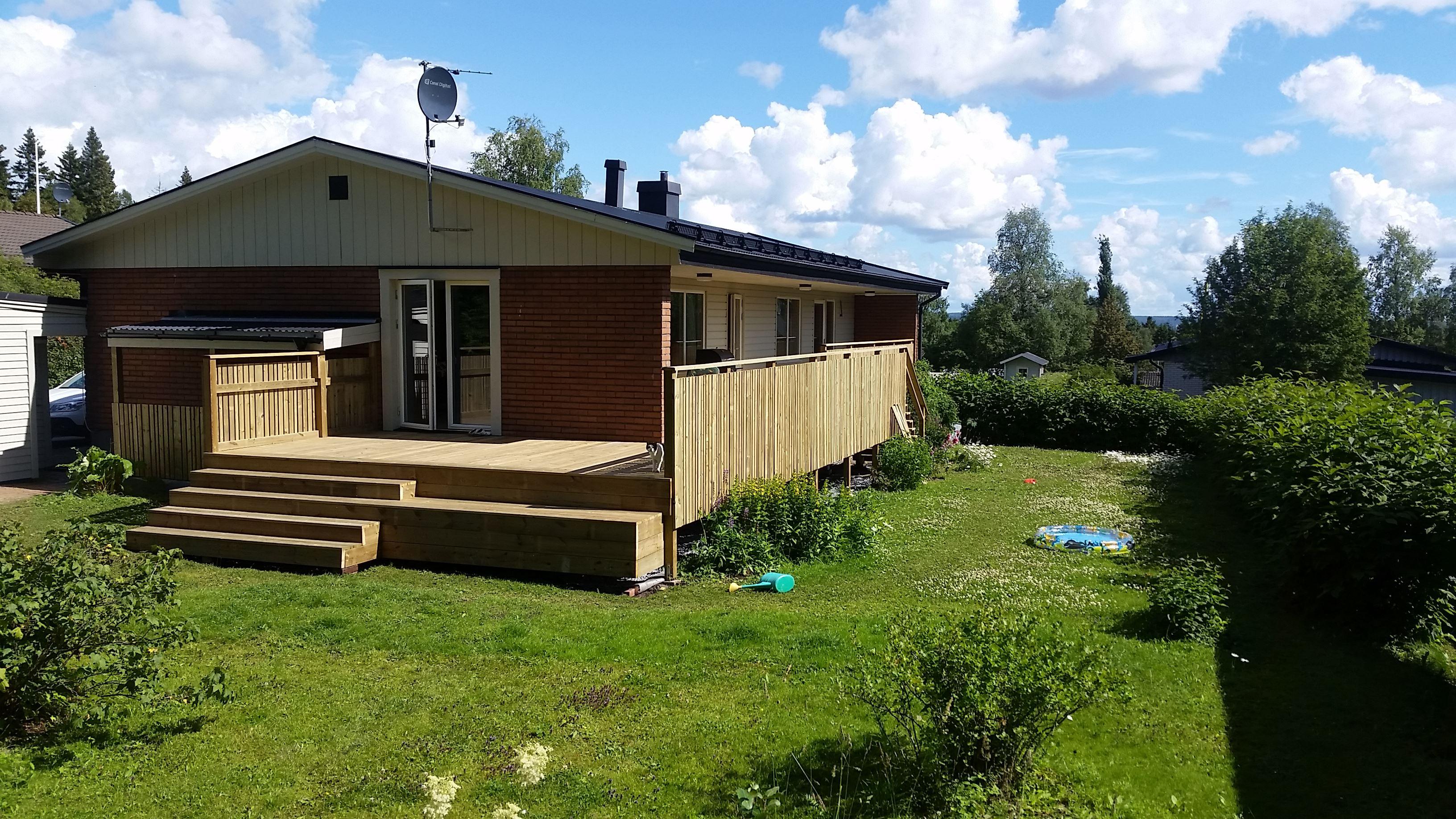HV095 House at Frösön