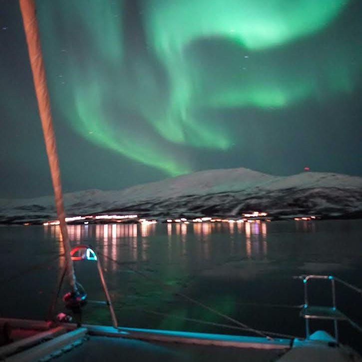 Northern Lights Sailing
