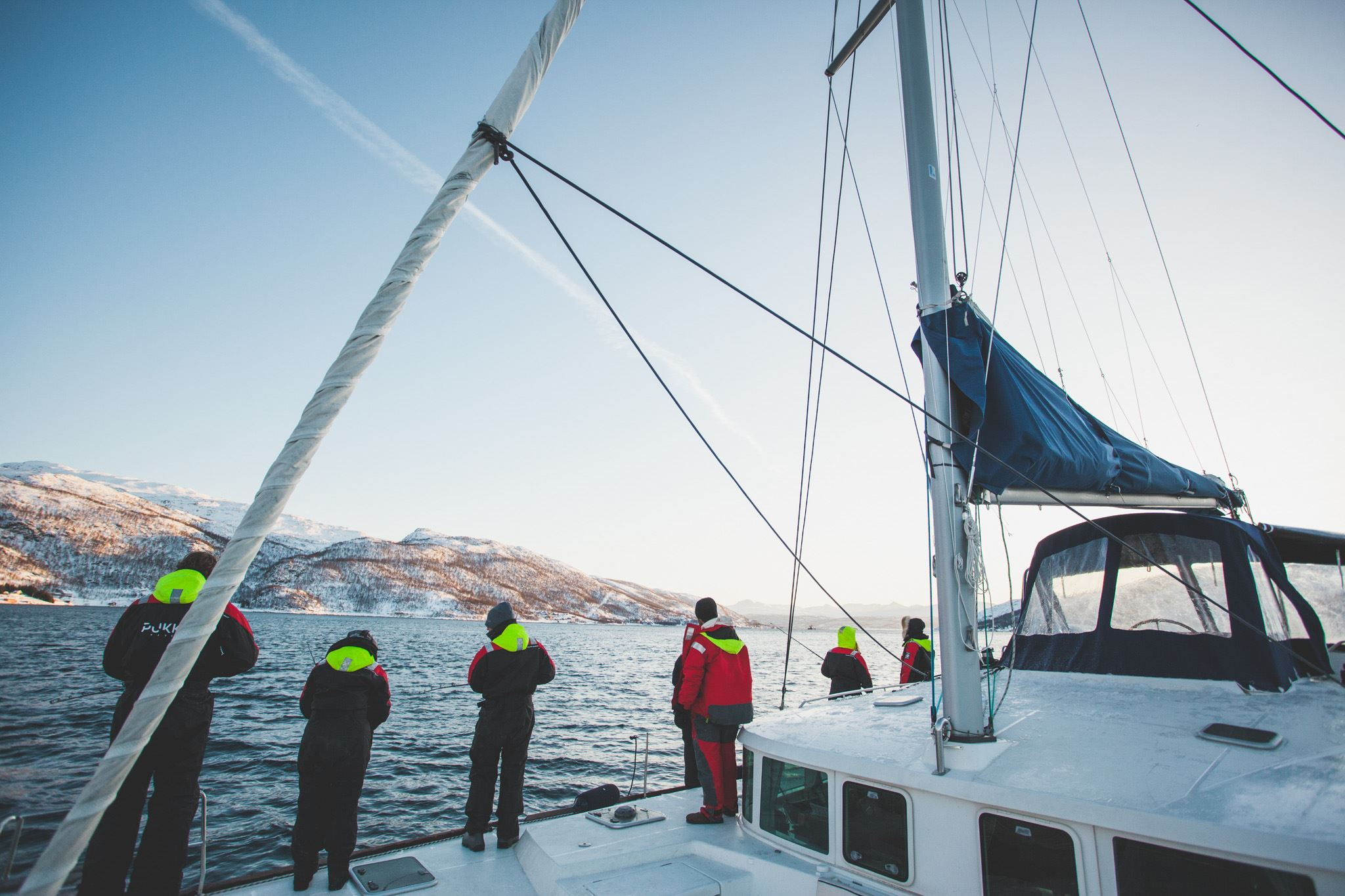 Arctic Sailing Safari