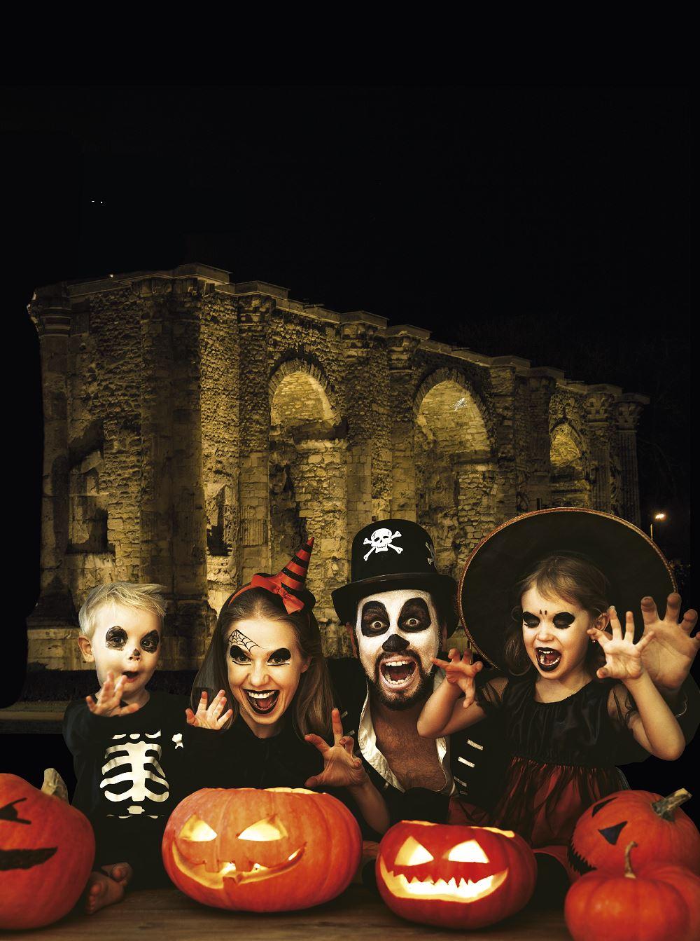 CAP HORREUR - Halloween special