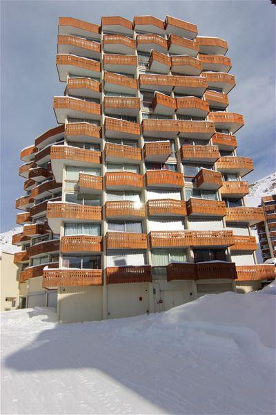 DOME DE POLSET 302 / STUDIO 3 PERSONS - 2 BRONZE SNOWFLAKES - VTI
