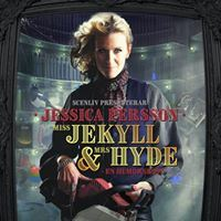 Show och middag - Standup med Jessica Persson