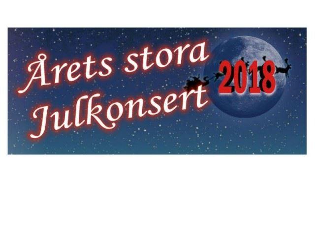 Vuoden suuri joulukonsertti 2018