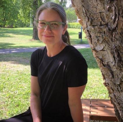Marija Fischer-Odén på Hagaberg