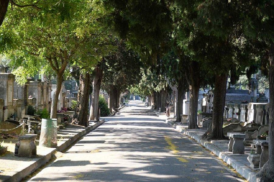 Le cimetière Saint Véran, véritable musée en plein air