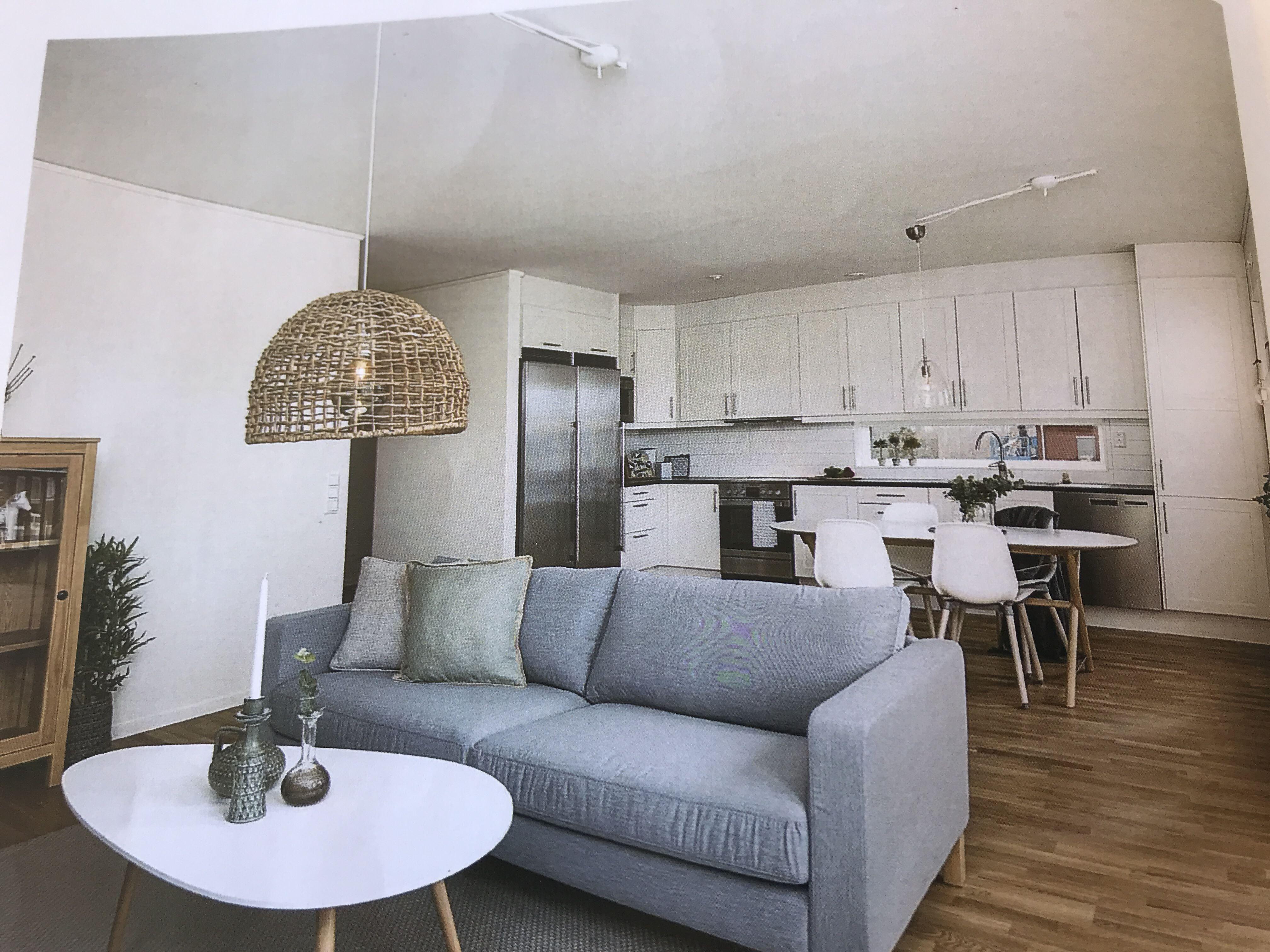 HL103 Lägenhet i Odensala
