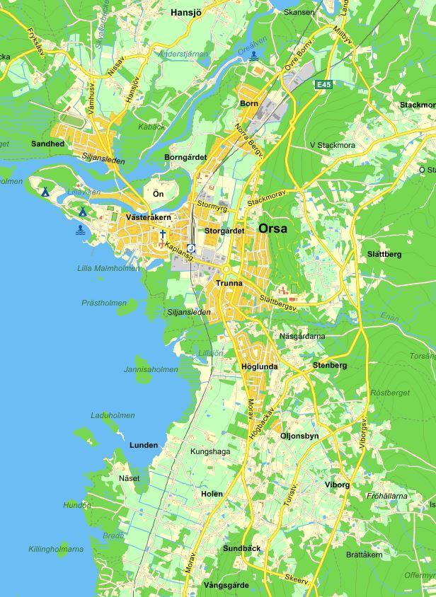 Höstvandring i Orsa
