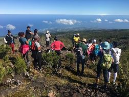Zarlor Hike – Piton Rouge in the footsteps of a runaway slave (1 day