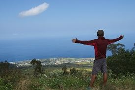 Zarlor (Thematische Entdeckung eines Schatzes des Westens der Insel) - Ländlicher Ausflug mit dem E-Bike