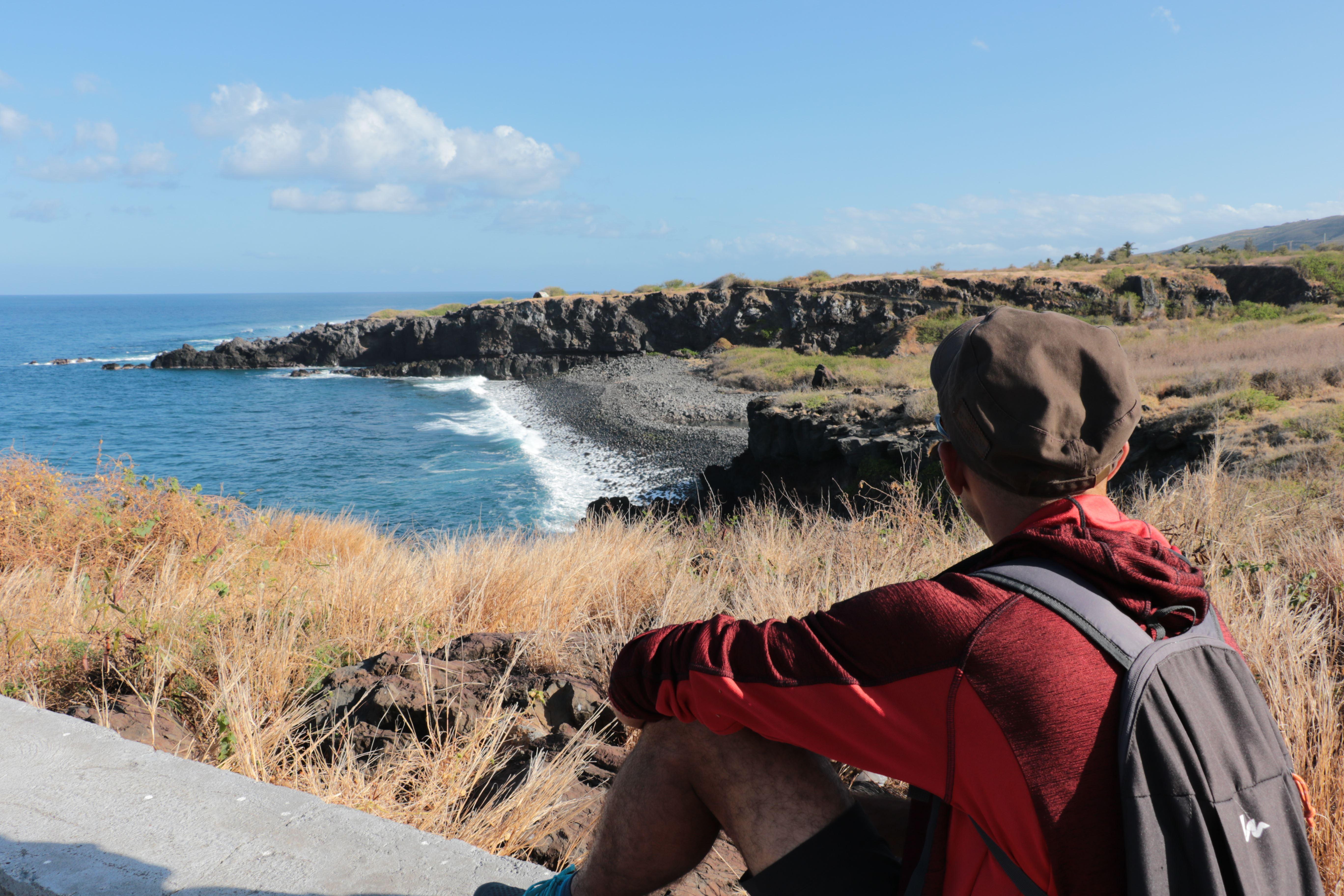 Zarlor coastal walk to the forbidden ravine