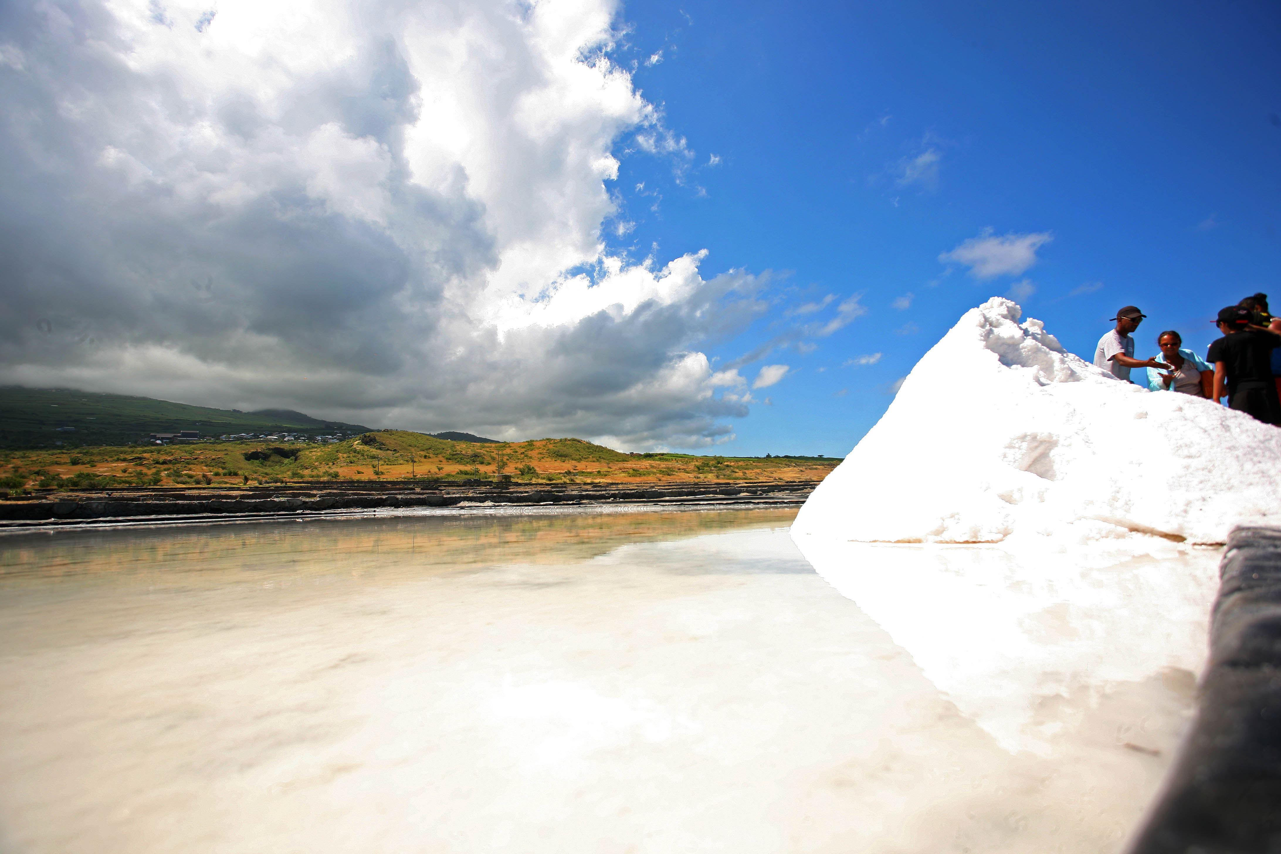 Zarlor flânerie la Pointe au sel