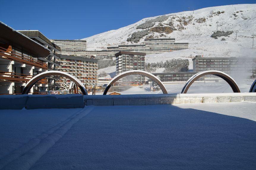 4 Pers Studio ski-in ski-out / BEAUFORTAIN 14