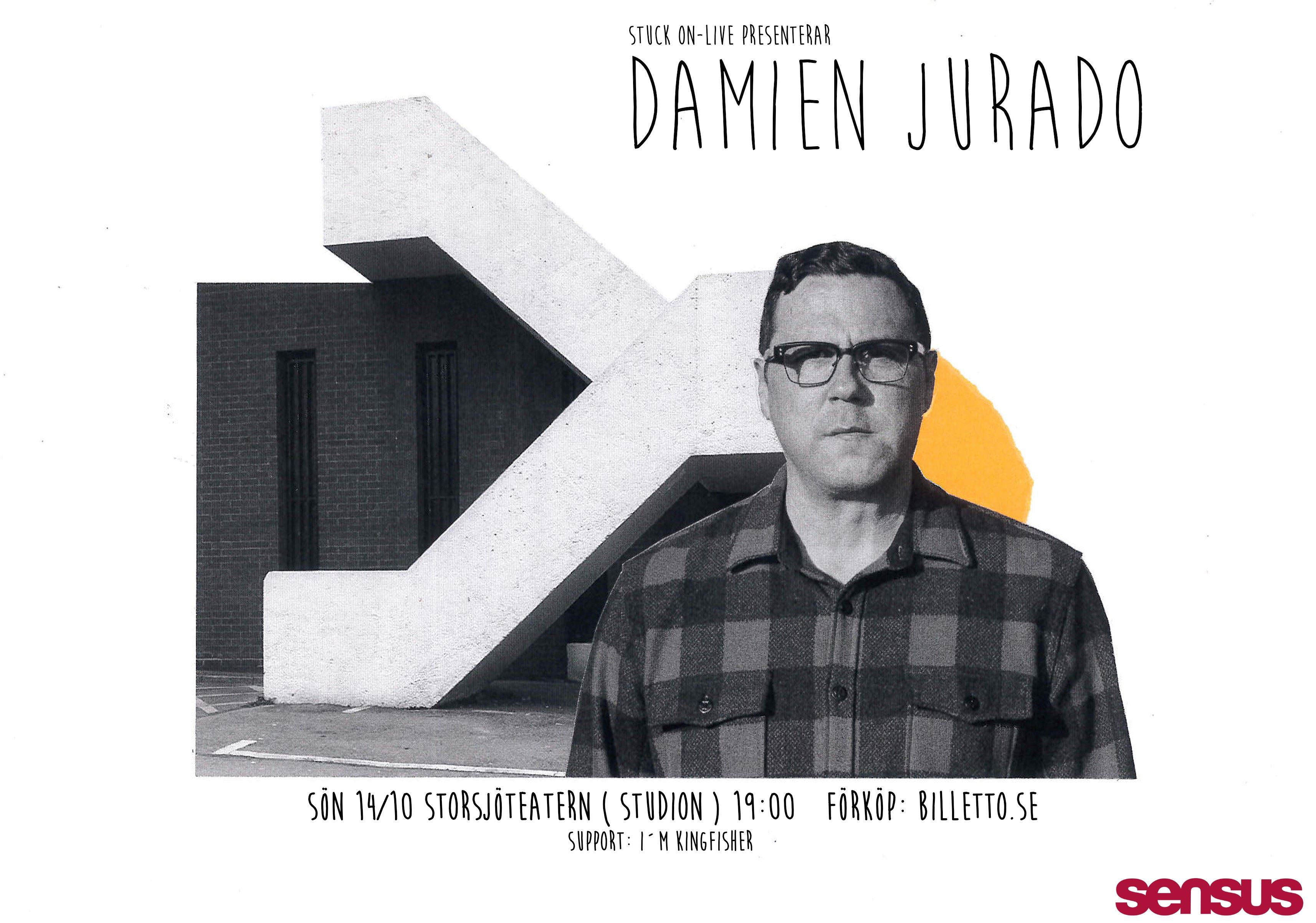 © Stuck On Live, Sensus, Stuck On - Damien Jurado