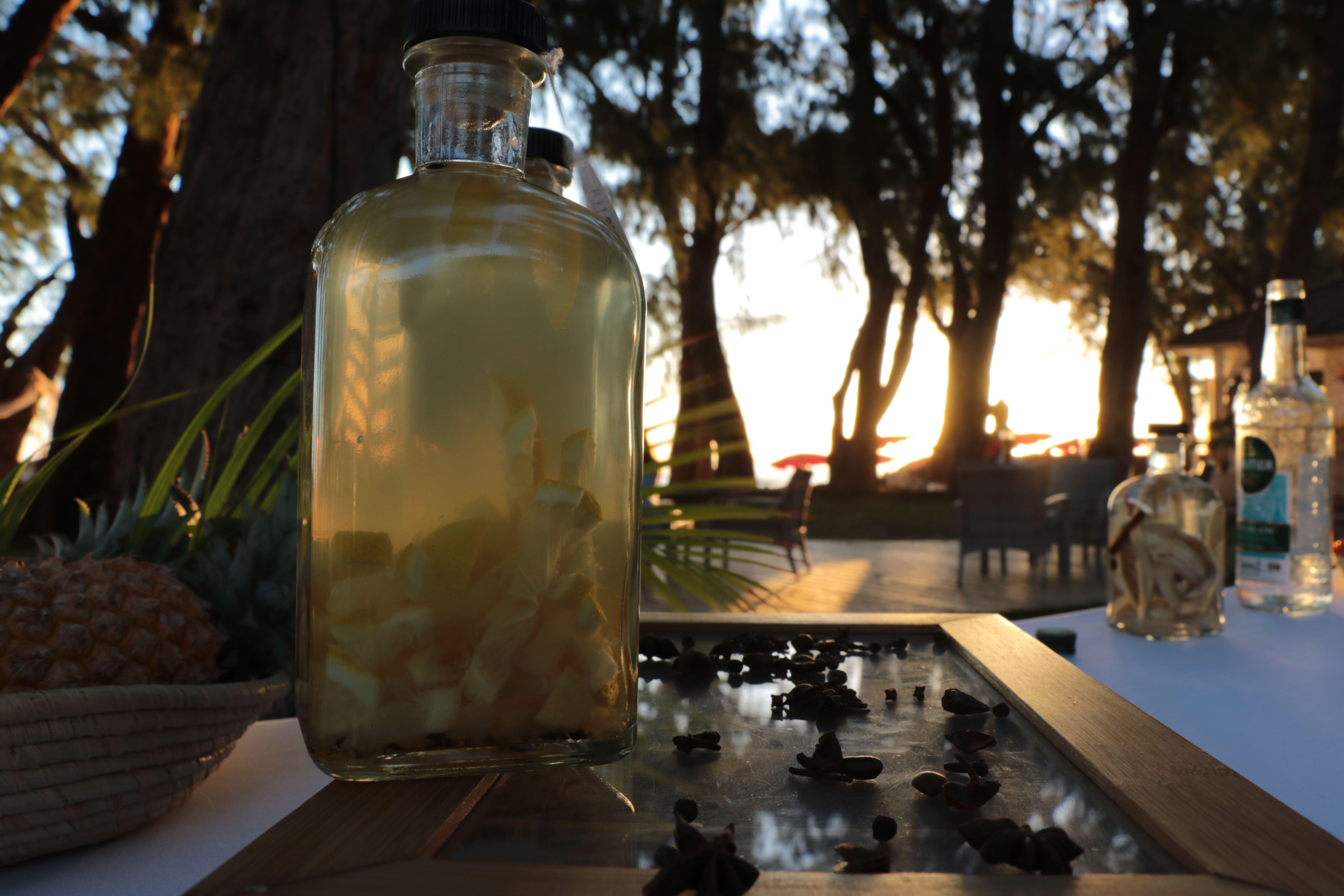Zarlor détente lux(e), calme et volutpé - Pack 2 : soirée bord de lagon