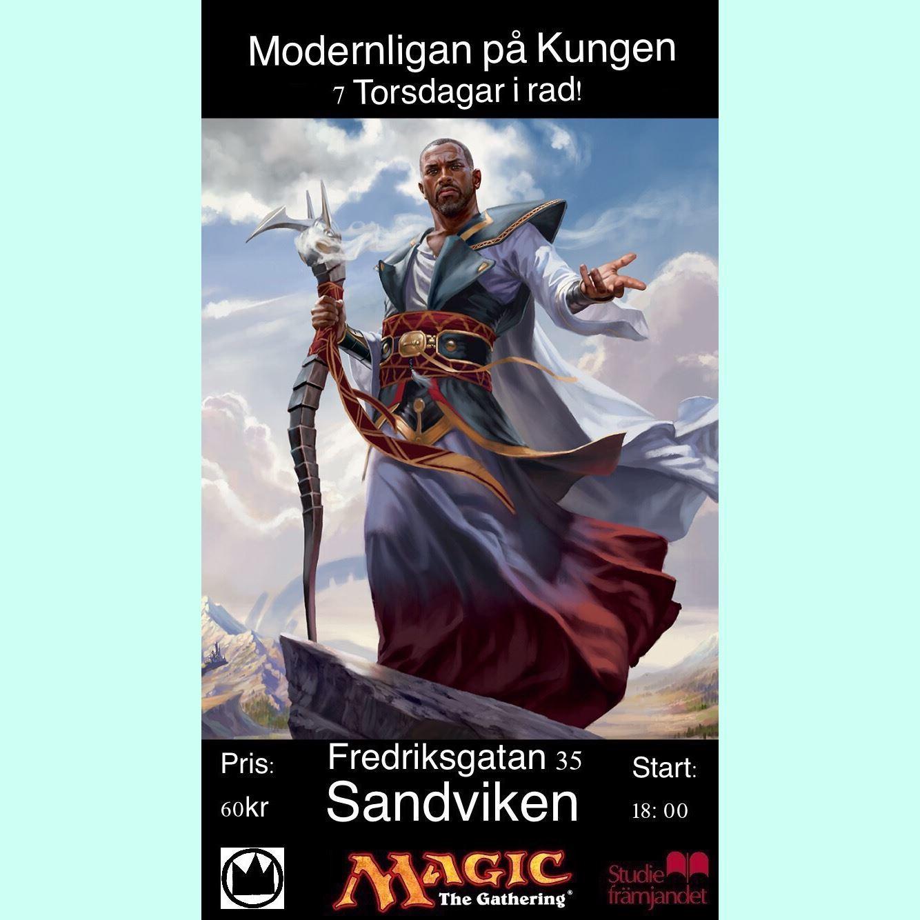 Magic - Modern liga på Kungen!