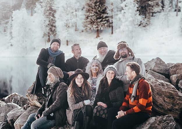 Foto: Marléne Nilsén,  © Copy: Estrad Norr, Concert Absolut Jämtland - I väntan på Sjulsmäss