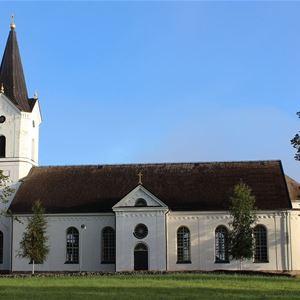 Ore kyrka.