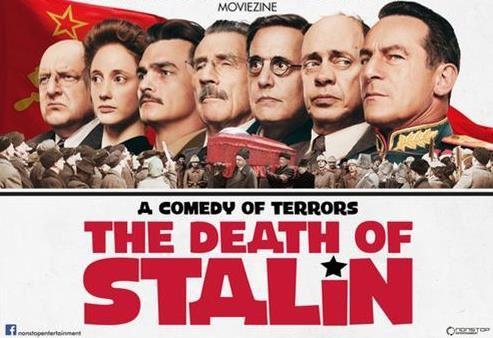 The death of Stalin- Vännäs Filmstudio